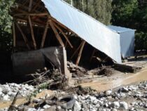 Из-за сильных дождей в Базар-Коргонском районе сошли сели