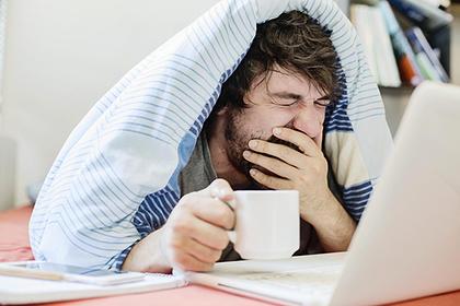Названы способы борьбы с сонливостью на работе
