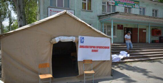 В стационарах Бишкека снизился поток пациентов