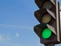 В райцентре Алая заработали светофоры