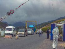 В Таласской области на две недели закрыли въезд в регион