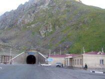 Движение авто на дороге Бишкек – Ош частично ограничено