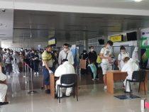 Из Турции на родину вернулись 232 кыргызстанца