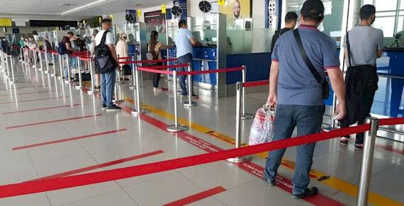 Изменен алгоритм для прилетающих в аэропорты Кыргызстана