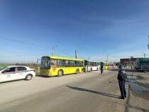 Из Оренбургской области прибыла первая колонна автобусов с кыргызстанцами