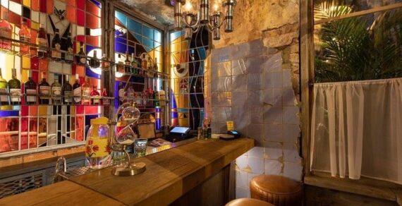 В Москве открылся самый маленький в мире бар