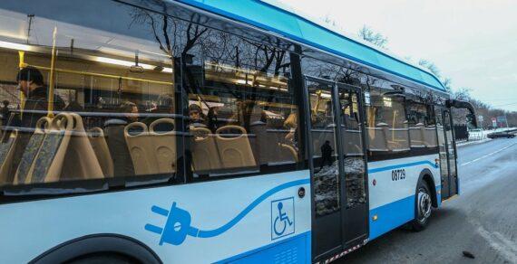 Мэрия Бишкека планирует закупить электробусы