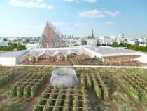 В Париже открылась крупнейшая в мире городская ферма