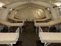 Власти планируют разворачивать мобильные госпитали в местах обострения эпидситуации