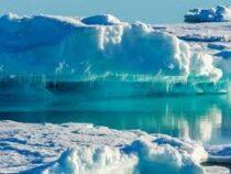 Гренландия теряет рекордные массы льда