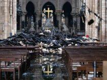 В Париже началась реставрация органа в соборе Нотр-Дам-де-Пари