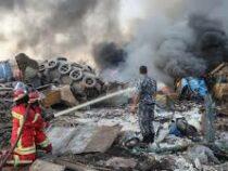 Число жертв взрыва в Бейруте выросло до 78