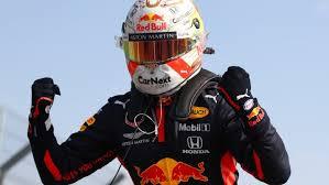 Гран-при 70-летия «Формулы-1» выиграл нидерландский гонщик Макс Ферстаппен