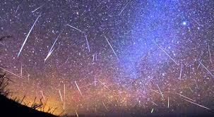 На этой неделе можно увидеть самый красивый звездопад