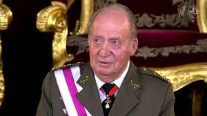 Испанские СМИ сбились сног, пытаясь разыскать своего бывшего монарха
