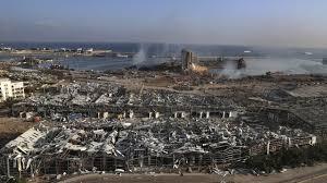 Ущерб от взрыва в Бейруте оценили в 3 миллиарда долларов