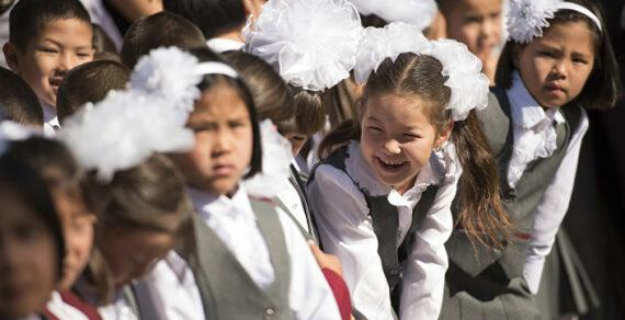 Все первоклассники в Кыргызстане будут  учиться в школах, остальные дистанционно
