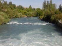 Вдоль  реки Ак-Буура в Оше началось строительство масштабной зоны отдыха