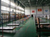 В Нарыне закрыты все дневные и ночные стационары