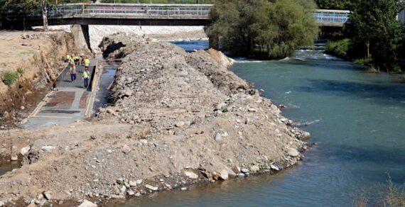 Большая зона отдыха появится в Оше возле реки Ак-Буура