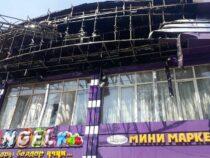 ВгородеОш загорелся ресторан «Ак-Шумкар»