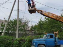 В жилмассивах столицы ведется ремонт наружного освещения