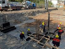 Строительство школ за счет средств из Единого депозитного счета продолжается