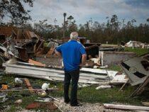 На побережье США обрушился шторм «Лаура»