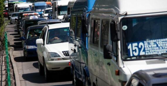 Для общественного транспорта на дорогах столицы появятся отдельные полосы