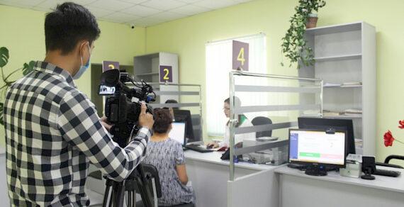 Современный ЦОН открылся в селе Курама Чуйской области