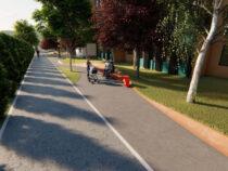 В Оше началась реконструкция улицы Абдыкадырова