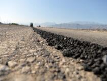 В Баткене ведется реконструкция улицы Курманджан Датки