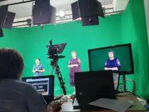 Минобразования продолжает съемку видеоуроков на предстоящий учебный год