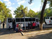 Очередная группа врачей отправилась отдыхать на Иссык-Куль