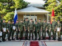 Военные медики из России завершили свою миссию в КР