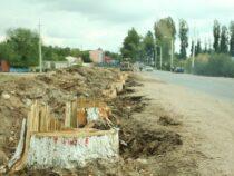 В Чолпон-Ате начнется реконструкция аллеи Раппопорта