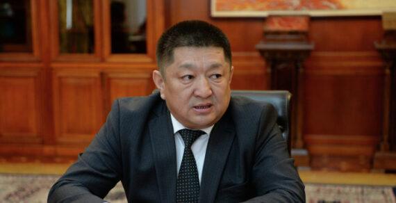 Космосбек Чолпонбаев нанес бюджету страны ущерб на сумму 65 миллионов сомов