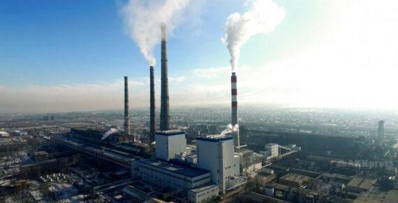 На ремонт ТЭЦ Бишкека потратят полмиллиарда сомов