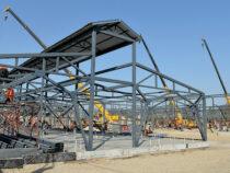 Строительство больницы в Оше близится к завершению