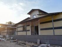 Строительство «инфекционки» в Бишкеке отстает от графика