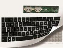 Бумажную клавиатуру для компьютера создали американские ученые