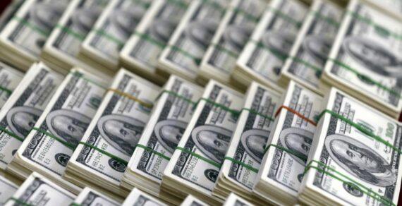Более 65 миллионов долларов продал Нацбанк в сентябре