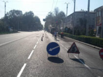 В Бишкеке подрядчики устраняют дефекты на отремонтированных улицах