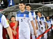 Национальная сборная Кыргызстана улучшила показатели в рейтинге ФИФА