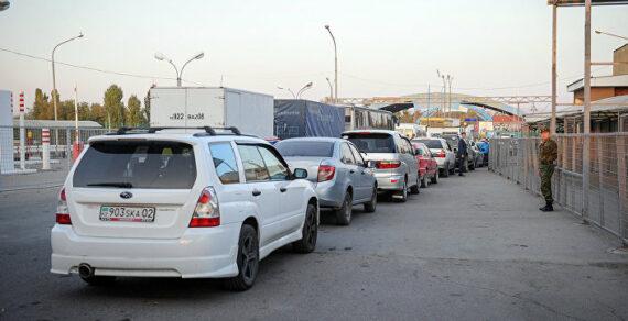 Граница между КР и РК остается пока закрытой для автомобилей