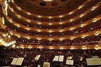 Один из главных оперных театров Барселоны вновь открыл свои двери
