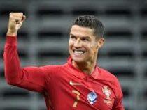 Криштиану Роналду стал первым футболистом в Европе, который забил за свою сборную более 100 голов