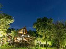 В Японии можно арендовать гору в комплекте с деревянным домом