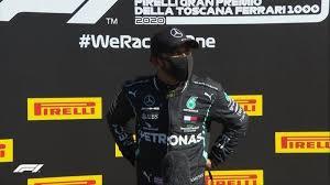 Льюис Хэмилтон стал победителем Гран при Тосканы