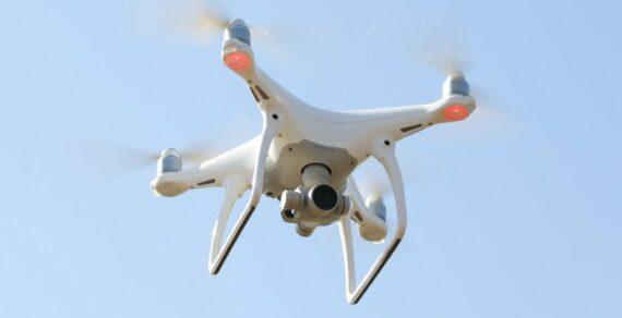 Amazon разработала летающую камеру для наблюдения за домом